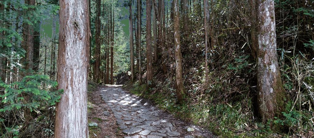 中山道の風景